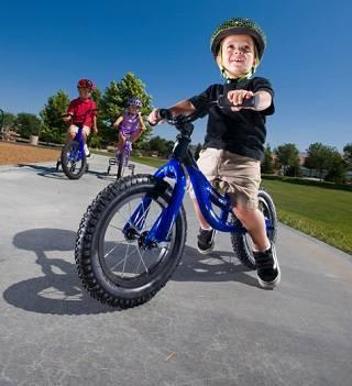 Купить детский велосипед — приучить к спорту с детства