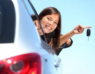 Женские модели автомобилей