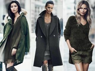 Осенние новости от H&M с известными моделями