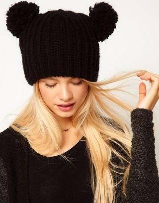 Модные зимние шапки осень-зима 2016/2017
