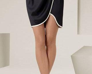 Мода на юбки осенью