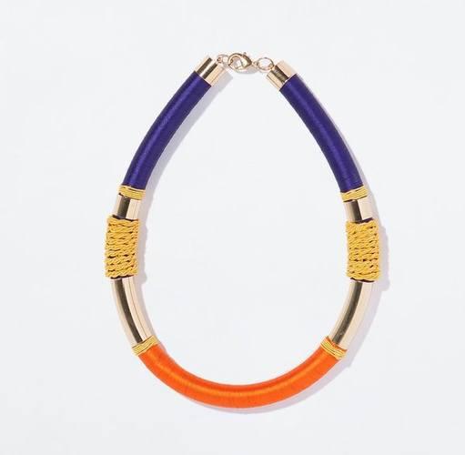 Zara - обзор осенних модных украшений