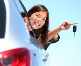 Мифы и правда о женщинах за рулем
