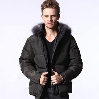мужская одежда В зимнем сезоне
