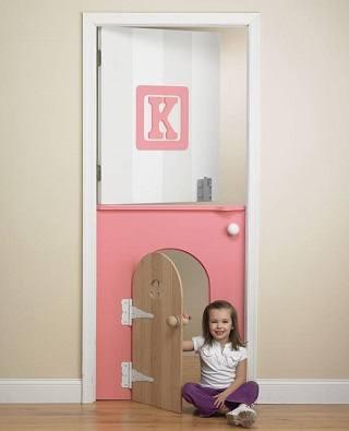 Выбор двери для детской