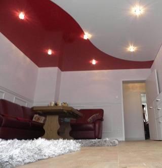 Как выбрать натяжные потолки, идеально подходящие под интерьер