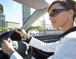 Женщина водитель — это всегда хорошо