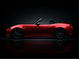 Новая Mazda MX-5  — у нас есть фотографии