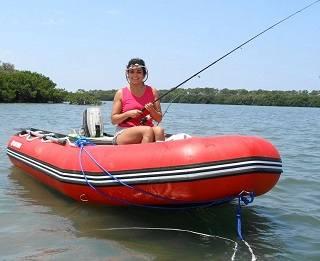 Нужна ли вашей семье надувная лодка?